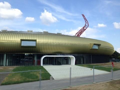 Centro per l'Arte contemporanea Luigi Pecci, Prato, Maurice Nio