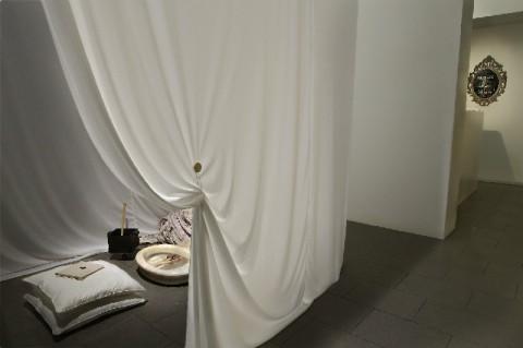 Ciriaca+Erre, IN:SIGNIFICANT. I'm in silence, 2014, © Courtesy Buchmann Galerie Agra:Lugano and the artist; foto Fabrizio Marchesi