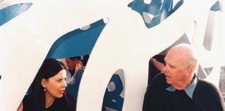 Claes Oldenburg e Coosje van Bruggen