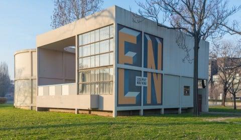 Cristian Chironi, My house is a Le Corbusier - Padiglione Esprit Noveau, Bologna 2015