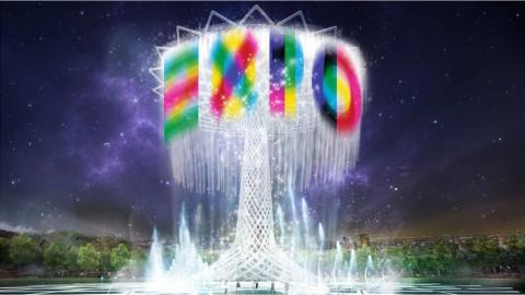 Expo2015 - Albero della Vita