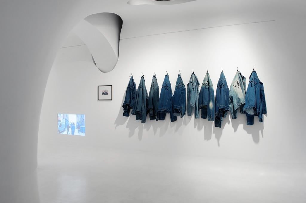 Adham Faramawy, Vichy Shower, 2014 – photo m3studio, Roma