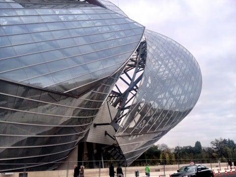 Fondation Louis Vuitton (© Silvia Neri)