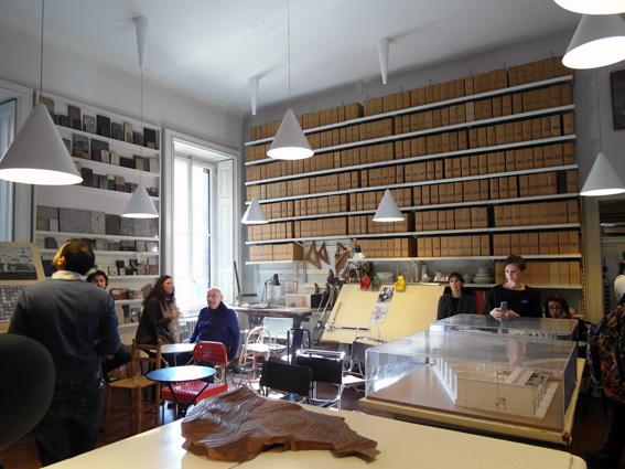 Fondazione Achille Castiglioni, Milano