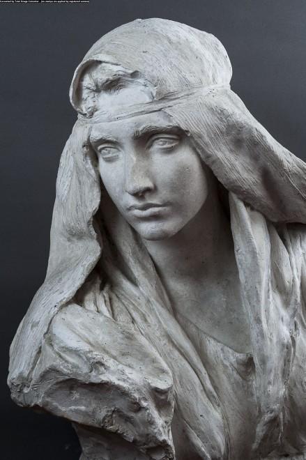 Francesco Jerace, Myriam o mistica, Napoli, Museo Civico in Castel Nuovo