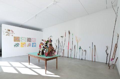 Gerda Steiner & Jörg Lenzlinger 2011-2012, © Courtesy Buchmann Galerie Agra-Lugano and the artists; foto Grazia Branco