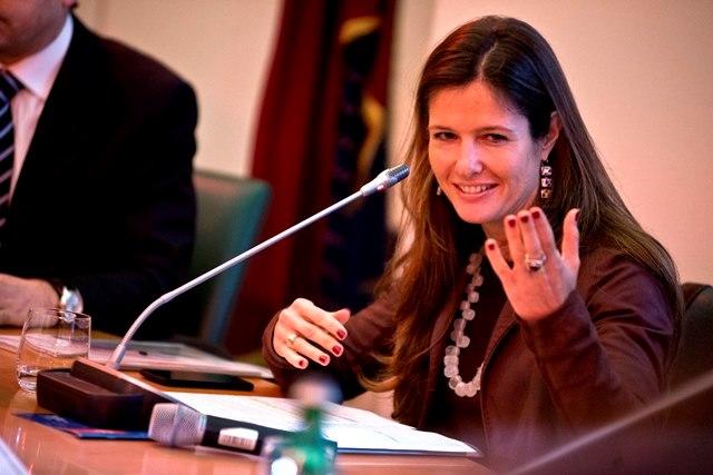 Giorgia Abeltino - head of public policy di Google in Italia