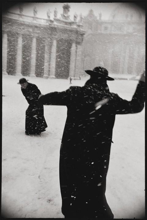 Leonard Freed. Roma, 1958 - © Leonard Freed - Magnum (Brigitte Freed)