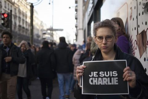 Parigi, la grande marcia per Charlie Hebdo - 11 gennaio 2015