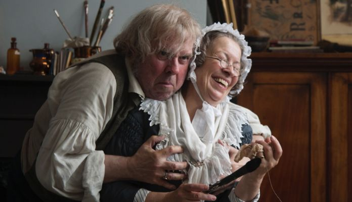 Mike Leigh, Mr. Turner (2014)