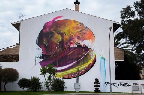 Murales, San Sperate