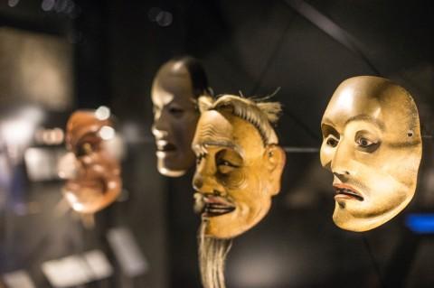Musée des Confluences, Lione - collezione permanente – photo Quentin Lafont, dicembre 2014