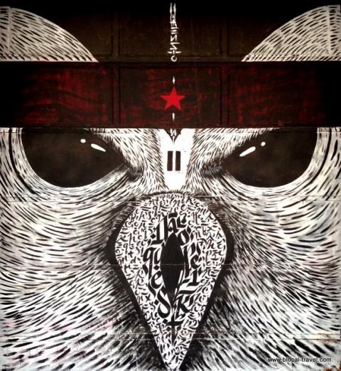 Owl, Blaqk, Psyrri
