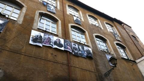 Pablo Mesa Capella, Convivio (installazione al Rialto Sant'Ambrogio, Roma 2014)