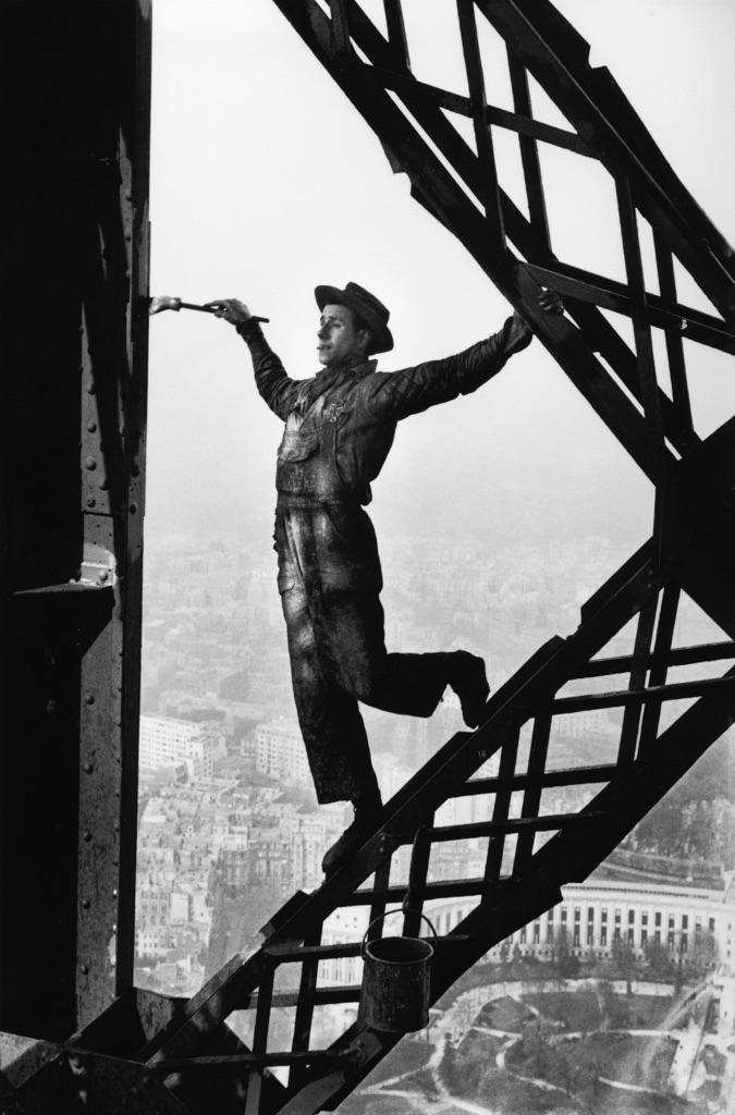 Paris, 1953 © Marc Riboud