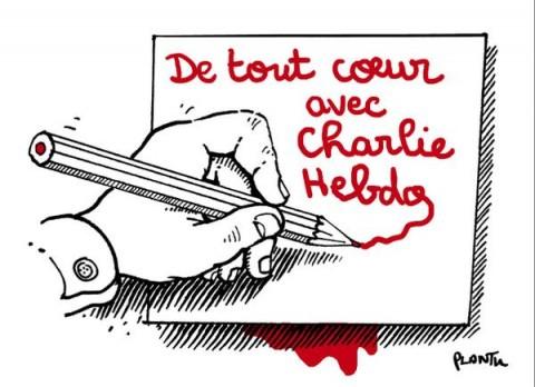 JeSuisCharlie - Plantu