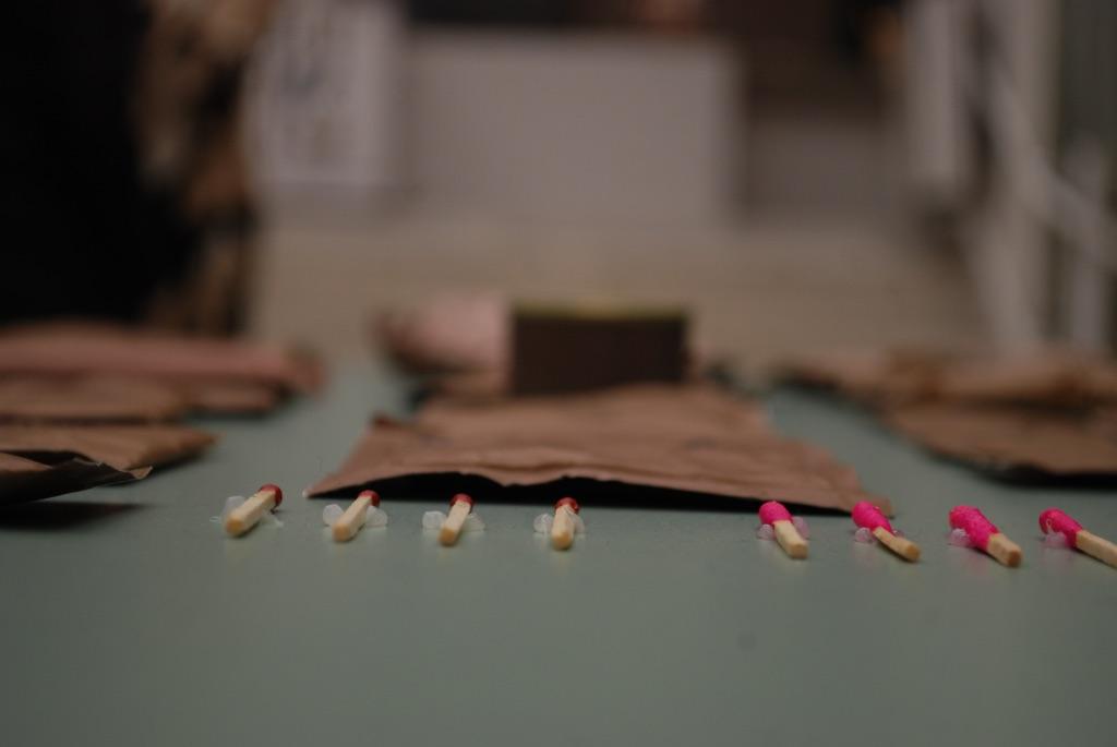 Razione K - veduta della mostra presso la Triennale di Milano, 2015