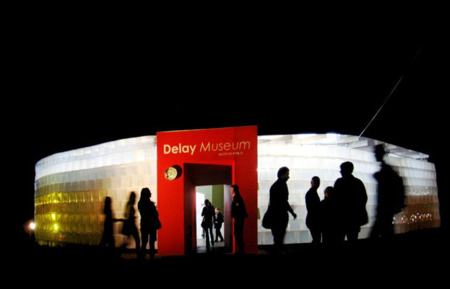 The Delay Museum. Exhibition Space to Exhibit Art Works That Are Not Ultracontemporary Anymore