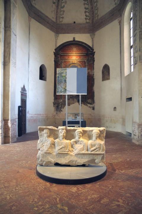 Uno più uno uguale tre - Cremona, 2015 - Luca Bertolo