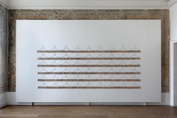 Şakir Gökçebağ - Think Tank - veduta della mostra presso Galerist, Istanbul 2015