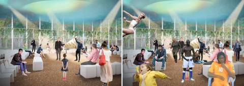 Expo 2015, Render originale vs. Render rifatto