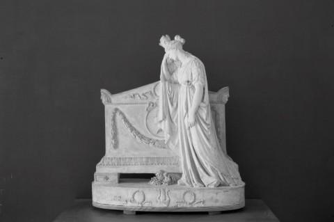 Antonio Canova, Monumento a Vittorio Alfieri, (bozzetto), 1806. Foto Robert Pettena