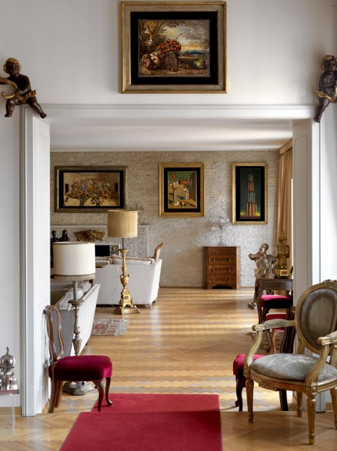 Casa-museo Giorgio de Chirico, Roma