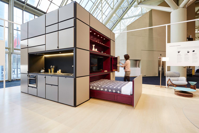 Luca Nichetto progetta la casa plug and play: anche cucina e ...