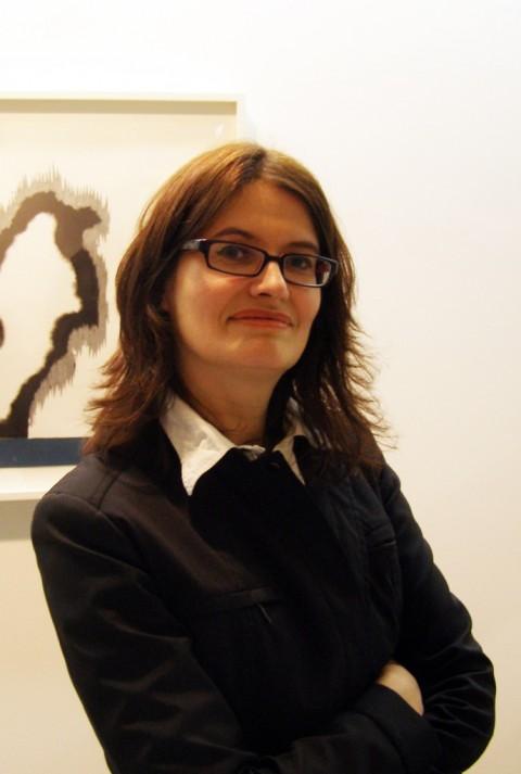 Emma Dexter - photo Carla Borel