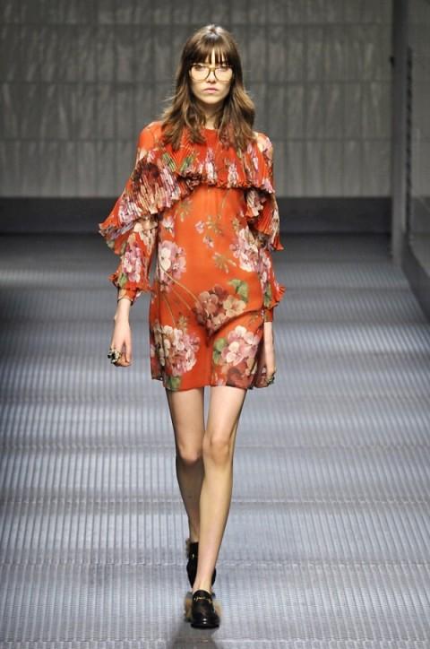 Gucci - Milano Fashion Week, febbraio 2015