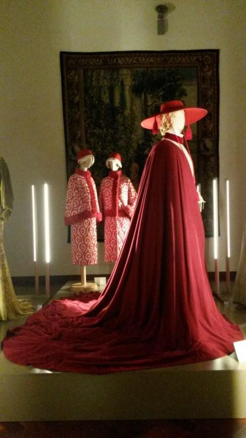I vestiti dei sogni - Palazzo Braschi, Roma, 2015