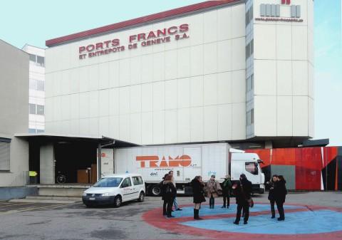 Il porto franco di Ginevra