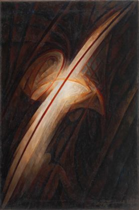 Ivan Kudrjasev, Luminescenza, 1926 - Museo Statale d'Arte contemporanea di Salonicco – Collezione Costakis - ©State Museum of Contemporary Art – Costakis Collection, Thessaloniki