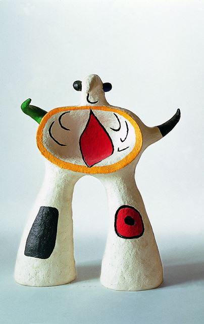Joan Miró, Progetto per un monumento, 1972 Archivo Successió Miró © Successione Miró by SIAE 2014 Foto © Gabriel Ramon