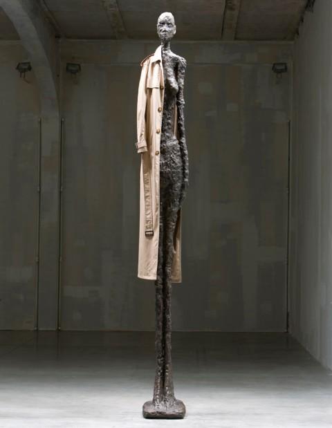 John Baldessari, The Giacometti Variations, 2010