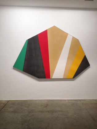 Kenneth Noland, Half day, 1976
