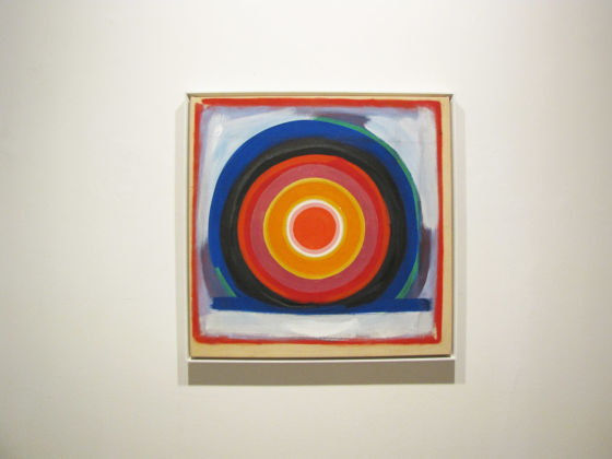 Kenneth Noland, Untitled, 1958
