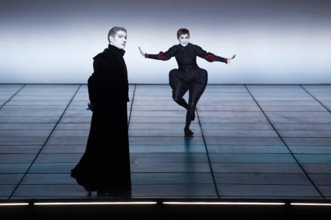 L'Incoronazione di Poppea, regia di Bob Wilson , La Scala, Milano 2015 - photo Andrea Messana-Opéra de Paris