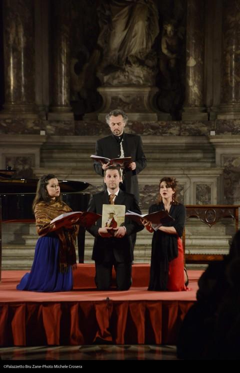 Le Ventre de Paris - Scuola Grande San Giovanni Evangelista, Venezia 2015 - photo Michele Crosera