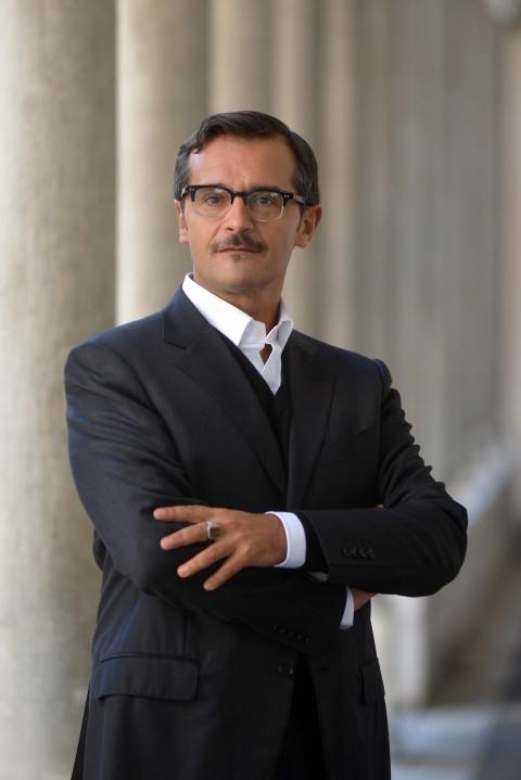 Luca Massimo Barbero - Photo Andrea Pattaro, Agenzia Vision