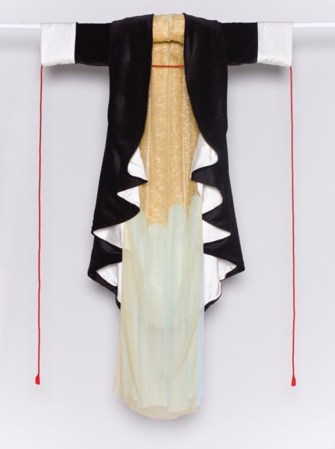 Mads Dinesen & Jorinde Voigt, Things to Wear - courtesy Lisson Gallery - photo Mali Lazell