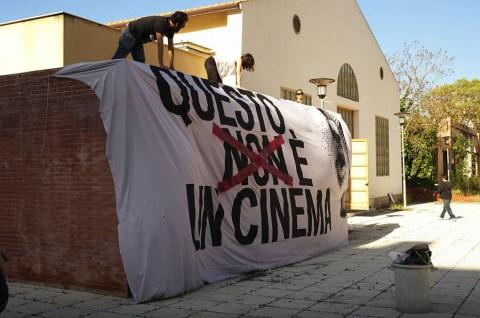 Manifestazioni per la restituzione del De Seta alla città - 2012