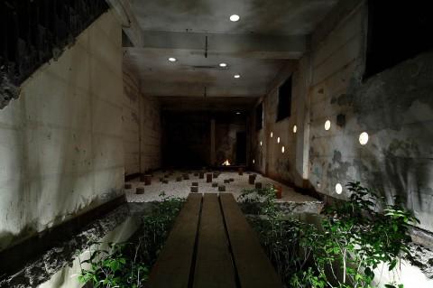 Marco Casagrande, Ruin Academy, Taipei