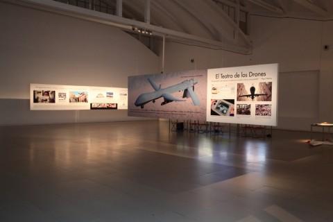 Martha Rosler, Theater of Drones, 2013
