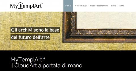 MyTemplArt - Gli archivi sono la base del futuro dell'arte