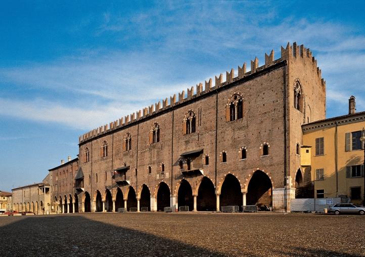 Palazzo ducale piazza sordello mantova artribune for Palazzo ducale mantova camera degli sposi