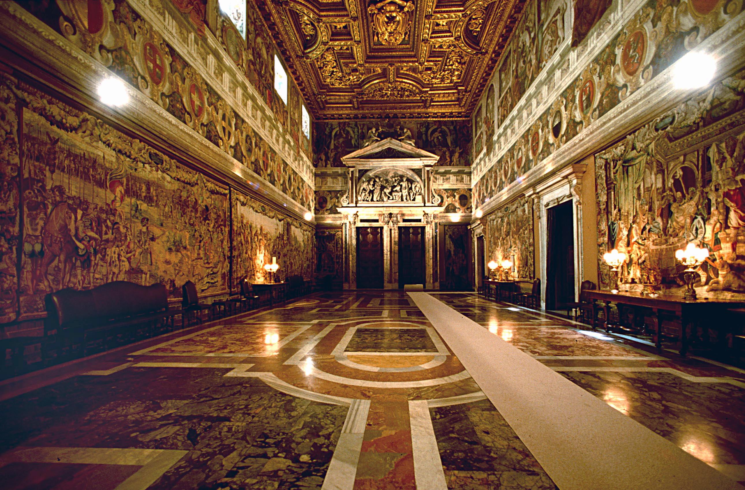 Palazzo del Quirinale, Salone dei Corazzieri