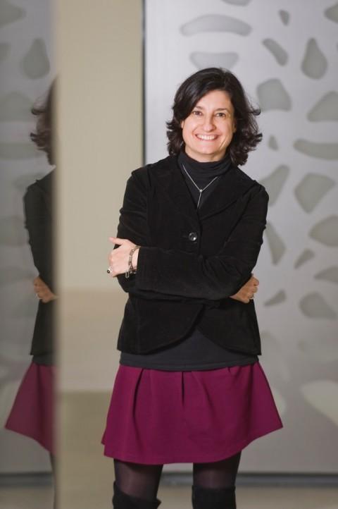Sophie Lévy, direttore e capo curatore del LaM – Lille Métropole Musée d'art moderne, d'art contemporain et d'art brut, Villeneuve d'Ascq - photo M. Lerouge : MEL