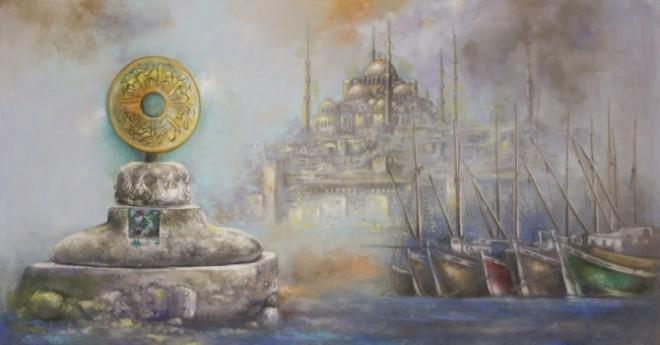 Timur Kerim Incedayi - Roma e Istanbul - Macro, Roma 2015