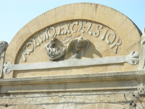 Valderice (TP), Molino Excelsior, sede CCP